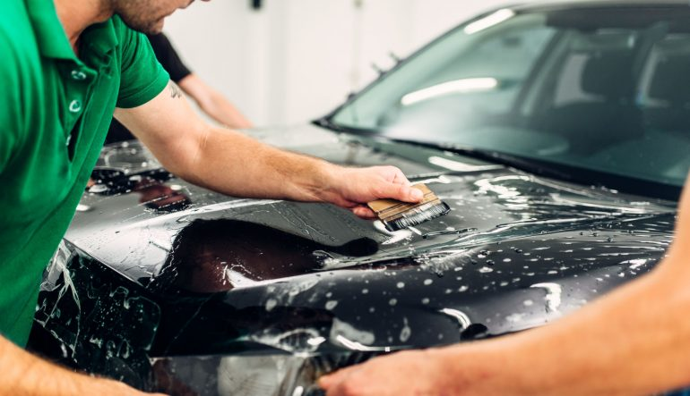 How is Paint Protection Film Good for Your Car?